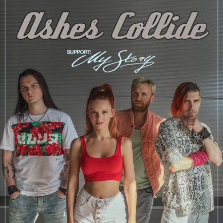 Ashes Collide