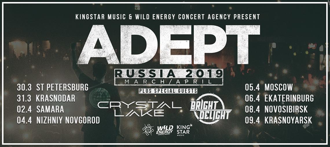 ADEPT Russia Tour 2019
