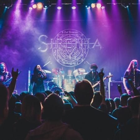 Sirenia — презентация альбома ARCANE ASTRAL AEONS!