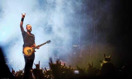 Отгремел единственный в  России концерт группы Epica!