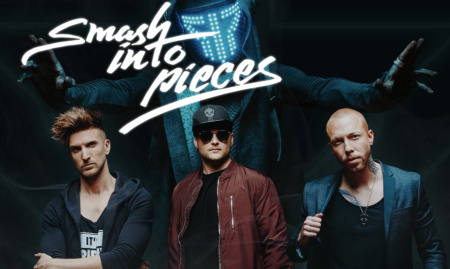 Smash Into Pieces – специальные гости на концертах Dead by April в России!